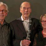 Trio Tarantella terug in Cultuurkerkje