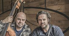 Dieter en Eric van der Westen - Foto Paulus Aarts